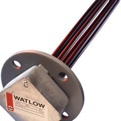 WATROD and FIREBAR Flange Immersion Heaters