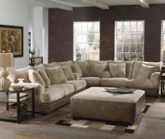Barkley Large L-Shaped Sectional Sofa