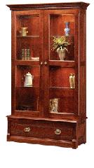 Woodland Prairie Display Cabinet