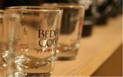 Bedford County Shot Glass