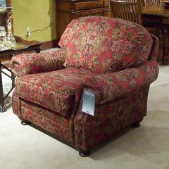 """45"""" Semi-Attached Back Chair"""