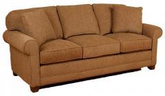 "Veronica Customizable 85"" Stationary Sofa"