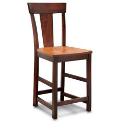 "Venice 24"" Stationary Barstool"