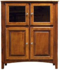Anniversary Solid Wood China Cabinet