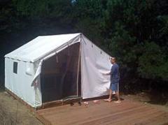 Deck Tents