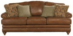 Cadence Traditional Styled Sofa