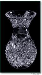"""5"""" Violet Vase"""