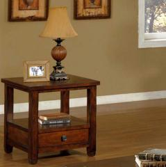 Alpine Lodge End Table