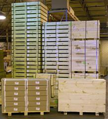 Wood Products: Boxes, Crates & Specialty