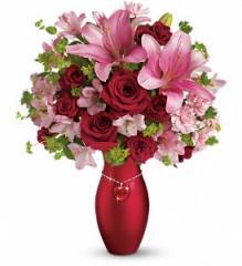 Teleflora's Charm Her Bouquet