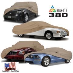 Block-It 380 Series Car Covers