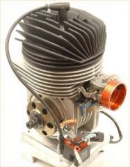 Komet Piston Port Engine