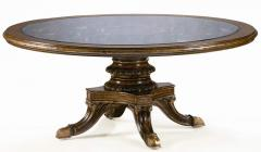 Yorkshire Manor Round Dining Table