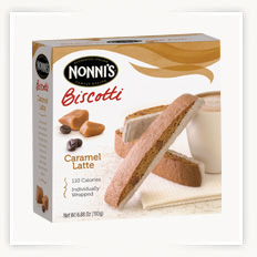 Caramel Latte Biscotti Сookie