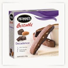 Decadence Biscotti Cookie