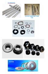 Threaded Rods, Studs, Nuts, & Washers