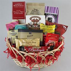 Splendid Surprise Gift Basket