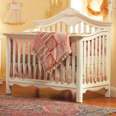 Savannah Lifetime Convertable Crib