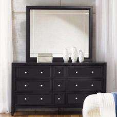 Reflections Dresser and Mirror Set