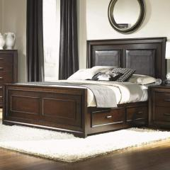 Bel Air King Panel Bed