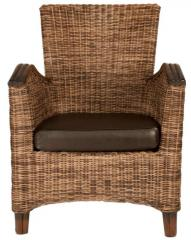 Wicker Kimberly Club Chair