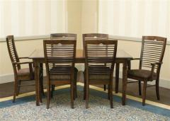 Adams Customizable 7 Pc. Table & Chair Set