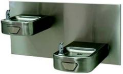 Dual Level Contoured Square Stainless Steel