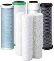 Standard Replacement Water Filter Cartridges
