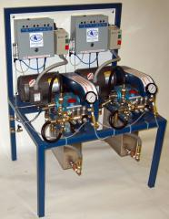 Deluxe Pumping Stations