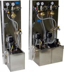A-Ok Wall Mounted Low Pressure Systems