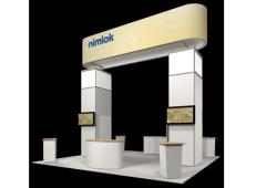 Nimlink kit 09  - trade show display