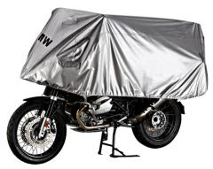Bike Cover - BMW Motorrad Travel Half Cover -