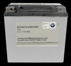 Battery - BMW OEM (AGM)