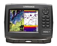 Lowrance HDS-7 Gen2 Fishfinder/Chartplotter