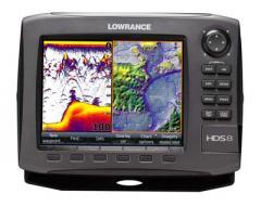 Lowrance HDS-8 Gen2 Fishfinder/Chartplotter