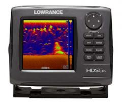 Lowrance HDS-5x Gen2 Multifunction Fishfinder
