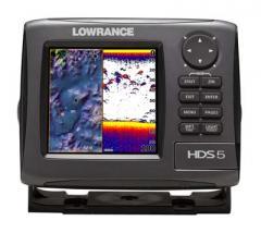 Lowrance HDS-5 Gen2 Fishfinder/Chartplotter