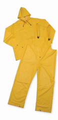 Rubber Rain Suits