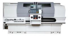 Clausing MultiTurn Series CNC Combination Lathes