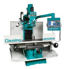 Clausing CNC Bed Mills