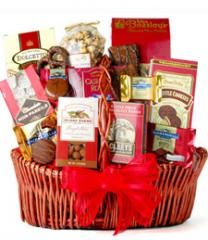 Chocolate Indulgence (Red) Gift