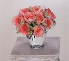 Victorian Roses Flowers