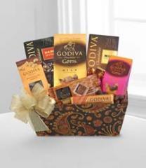 Glorious Fall Godiva® Chocolate Gift