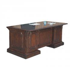 St. James Executive Double Pedestal Desk