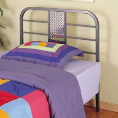 Monster Twin Size Metal Headboard