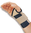 Single Tension Wrist Support With Spiral Stays