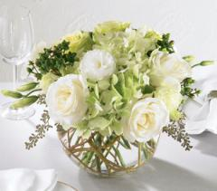 The FTD® Delicacy™ Centerpiece