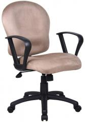 Mid-Back Microfiber Task Chair