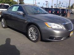 2013 Chrysler 200 Limited Convertible Car