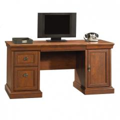 Arbor Gate Kneehole Computer Credenza